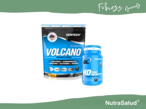Volcano + HD