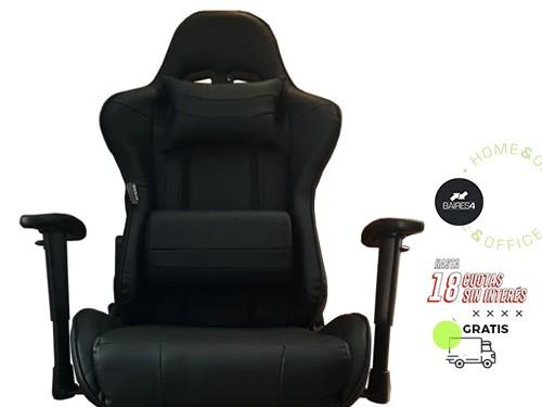 Sillón Gamer Pro Racing BAIRES4