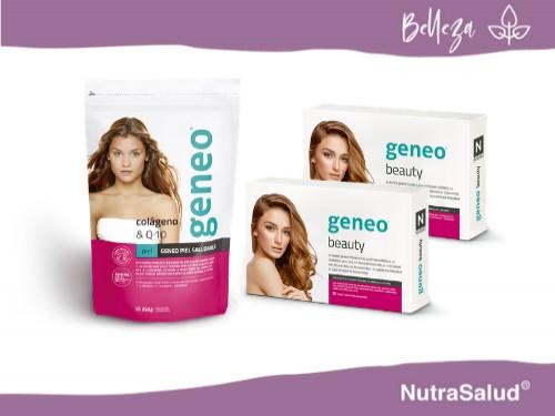 Combo 2x Geneo Beauty + x Piel Saludable - Natufarma