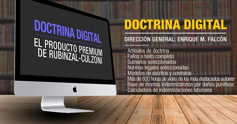 ¿Dónde encontrar artículos y capacitaciones de autores jurídicos destacados, y artículos de doctrina en un sólo lugar?